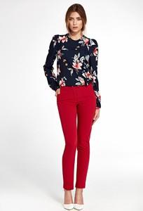 Czerwone spodnie Merg
