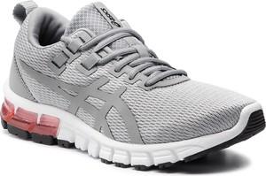 Buty sportowe ASICS na koturnie sznurowane