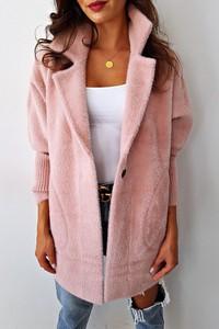 Płaszcz IVET w stylu casual