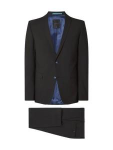 Brązowy garnitur Pierre Cardin