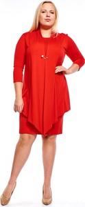 Sukienka Fokus midi ołówkowa