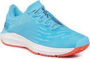 Buty sportowe dziecięce Wilson sznurowane dla dziewczynek