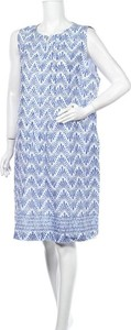 Sukienka W. Lane bez rękawów z okrągłym dekoltem w stylu casual