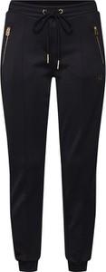 Czarne spodnie sportowe True Religion