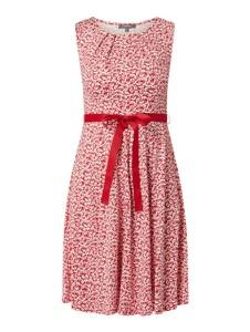 Różowa sukienka Montego mini w stylu casual