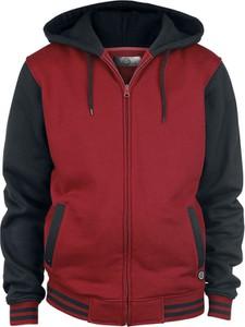 Czerwona bluza Emp z bawełny