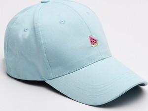 Niebieska czapka Sinsay