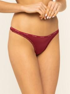 Czerwone majtki Calvin Klein Underwear