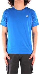 Niebieski t-shirt North Sails w stylu casual z krótkim rękawem