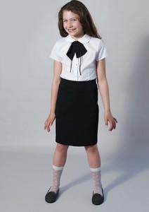 Czarna spódniczka dziewczęca Winigra