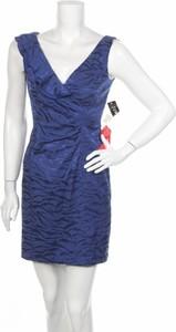 Niebieska sukienka Jump Girl mini