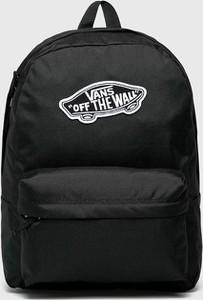 Czarny plecak męski Vans