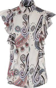 Bluzka Nife z krótkim rękawem