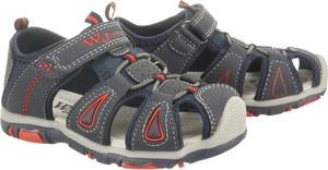 Buty dziecięce letnie Wojtyłko ze skóry