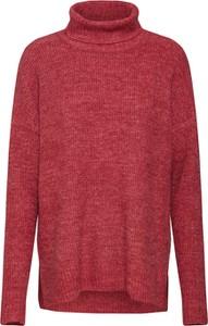 Sweter Sparkz w stylu casual z tkaniny