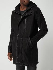 Płaszcz męski Tigha w stylu casual