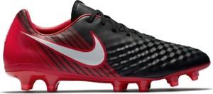 Bordowe buty sportowe Football