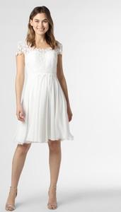 Sukienka Luxuar Fashion z krótkim rękawem mini