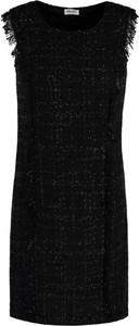 Czarna sukienka Liu-Jo bez rękawów