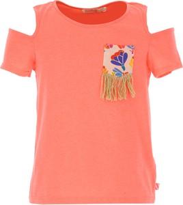 Różowa bluzka dziecięca Billieblush