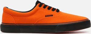 Cropp - Klasyczne trampki - Pomarańczowy
