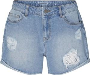 Szorty Noisy May z jeansu w stylu casual