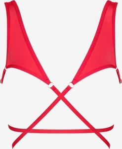 Czerwony strój kąpielowy PROMEES