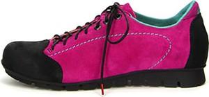 Sneakersy Think! sznurowane z płaską podeszwą