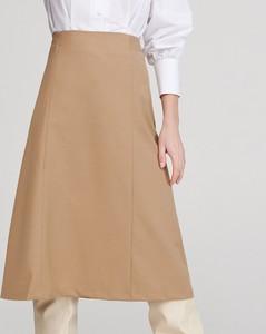 Spódnica Reserved midi z wełny
