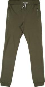 Zielone spodnie dziecięce Name it