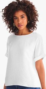 Bluzka YESSICA z krótkim rękawem w stylu casual