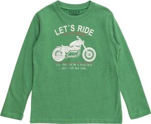 Koszulka dziecięca Review For Kids z dżerseju
