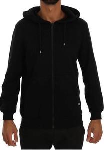 Czarna bluza Daniele Alessandrini z bawełny