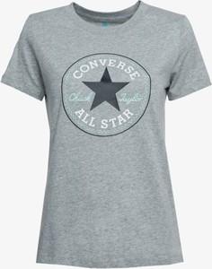 T-shirt Converse z okrągłym dekoltem