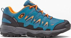Niebieskie buty sportowe bonprix Lico