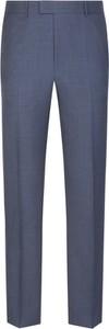 Niebieskie spodnie Windsor