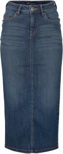 Niebieska spódnica arizona