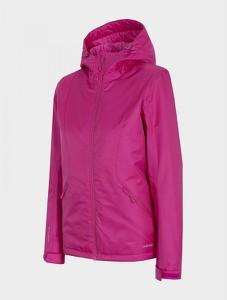 Różowa kurtka Outhorn krótka