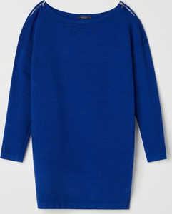 Niebieska tunika Mohito w stylu casual