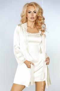 8e4a85cd2fc855 komplet koszula nocna i szlafrok - stylowo i modnie z Allani
