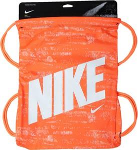 Pomarańczowy plecak Nike