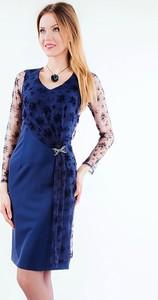 Sukienka Semper midi