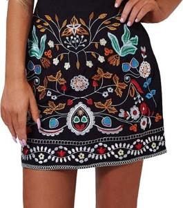Spódnica Yaze w stylu etno mini