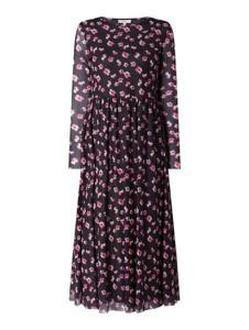 Sukienka Jake*s Casual midi w stylu casual z długim rękawem