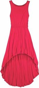 Czerwona sukienka dziewczęca colors for life
