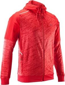 Czerwona bluza Kalenji