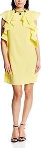Żółta sukienka Tantra