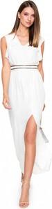 Sukienka L'AF z szyfonu