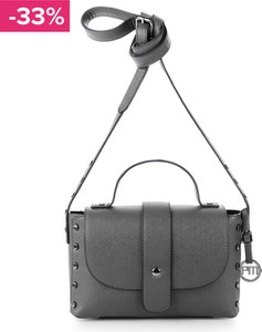 b0b749c8ec47d Szare torebki i torby Prima Moda wyprzedaż