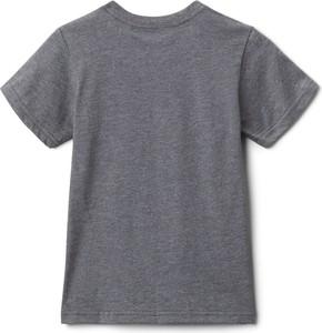 T-shirt Columbia w sportowym stylu z krótkim rękawem